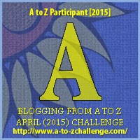 A to Z Challenge Letter A