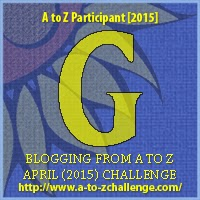 A to Z Challenge Letter G