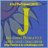 A to Z Challenge Letter J