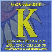 A to Z Challenge Letter K