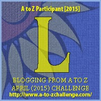 A to Z Challenge Letter L