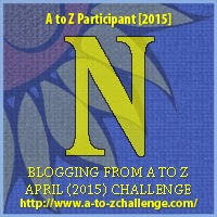 A to Z Challenge Letter N